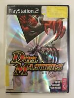 Duel Masters Limited Edition Sony PlayStation 2, 2004, PS2 TESTED CIB FREE S/H