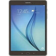 -/*BRAND NEW*- Samsung Galaxy Tab A SM-T550 16GB, Wi-Fi, 9.7in - Smoky Titanium