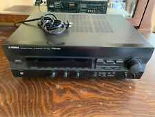 Yamaha RX-V293 5.1-Channel Natural Sound AV Receiver