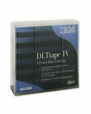 7 PACK IBM #59H3040 DLT TAPE IV (DLT4) 40/80GB DATA CARTRIDGE BRAND NEW + SEALED