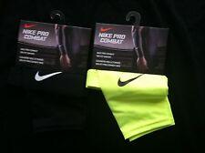 New Nike Pro Combat Dri-Fit Shiver 2.0 Black, Volt, Blue, Red, & Black/Dark Grey