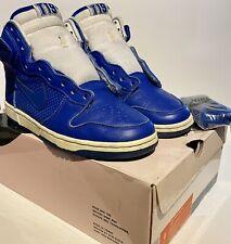 "Nike Dunk High SB T-19 ""Shingo"" Sport Royal Blue 2005 OG Pink Box Low Sz 8"