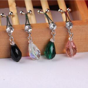 Crystal Drop Pendant CZ Hijab Pin Clips Brooches Scarf Shawl Pins
