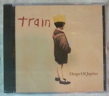 "DROPS OF JUPITER [Promo] by TRAIN (CD, 2001 - USA - Columbia) BRAND NEW ""SEALED"""