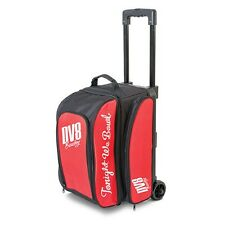 DV8 Freestyle 2 Ball Roller Bowling Bag Color Red