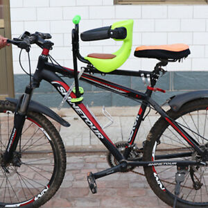 Child Kids Bicycle Bike Seat Front Chair Carrier Sport Seats Safety Stable Chair