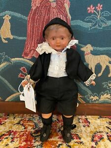 Averill Sunny Boy Celluloid Doll/Marked/Excellent Condition/Antique/Rare!