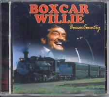 Boxcar Country by Boxcar Willie (CD, Feb-1998, The Masters Records)