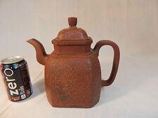 YiXing Zisha Super Large Teapot by LIANG ShiHu