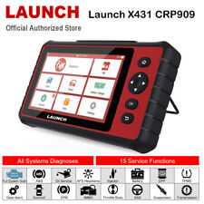 LAUNCH CRP909 OBD2 WiFi Auto All System Diagnostic Scanner IMMO TPMS DPF Tablet