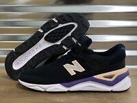 New Balance X-90 X90 Running Shoes Black Peach Orange Purple SZ ( MSX90CRB )