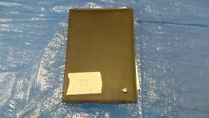 Genuine Bmw Many Models Owners Manual Hand Book & Wallet