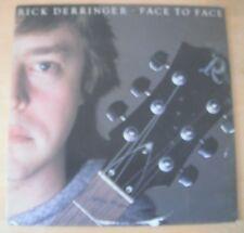 Rick Derringer - Face To Face LP
