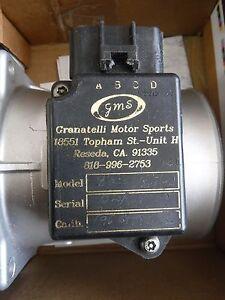 Granatelli Motor Sports 7502461904C-Mass Air Flow Sensor 02-05 Ford Explorer 4.6