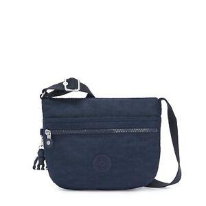 Kipling Small Shoulder Bag ARTO S Crossbody  BLUE BLEU 2  RRP £58