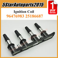 96476983 Ignition Coil for Chevrolet Aveo Aveo5 Pontiac G3 1.6L Cruze Sonic 1.8L