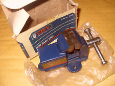 """City Mini Baby Vice - 1"""" Jaw Width - Opens To 1 1/8"""" - As Photo"""