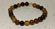Stretch Bracelet Genuine Agate
