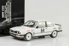 1986 BMW 325i E30 Auto Budde Team Winner 24H Nürburgring 1:18 Minichamps