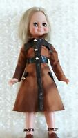 VINTAGE IDEAL VELVET CRISSY'S  COUSIN FAMILY DOLL WITH  CLOTHES-GROWING HAIR