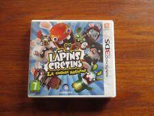 The Lapins Cretins ; la grosse bagarre - jeu 3ds  console nintendo