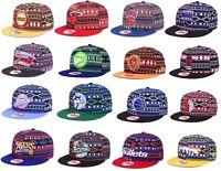 New Era Authentic NBA 9FIFTY 950 Tri-All Print Snapback Adjustable Fit Hat Cap