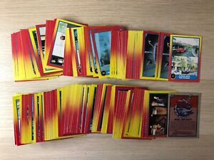 Back to the Future II  movie trading card base set single cards by Topps 1989