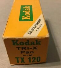 VINTAGE KODAK -TRI-X PAN FILM  TX 120 Expired 1969