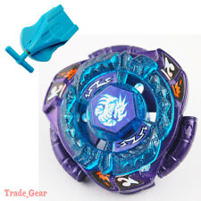 Beyblade BB-128 4D OMEGA DRAGONIS 85XF Metal Masters Fusion+Single spin Launcher