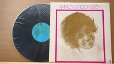 NANCY WILSON - EASY OZ ONLY WORLD RECORD CLUB ART WORK EX COND