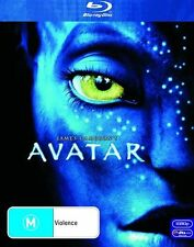 Avatar (Blu-ray, 2010) Brand New