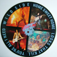 "MOTLEY CRUE YOU'RE ALL I NEED / WILD SIDE HOME SWEET HOME 12"" VINYL Picture Disc"