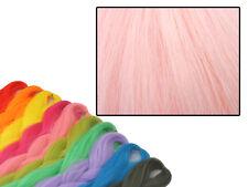 CYBERLOXSHOP PHANTASIA KANEKALON JUMBO BRAID CANDYFLOSS DREAM PINK HAIR DREADS