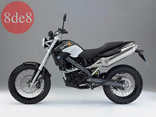 BMW G650 Xcountry (2006) - Manual de taller en DVD