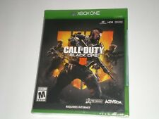 Call of Duty Black Ops XBOX ONE Factory Sealed Xbox 1 !!