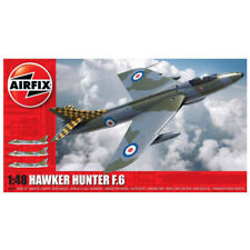 Airfix Hawker Hunter F.6 (Scale 1:48) Plane Model Kit A09185