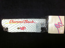 NOS 1980s White DIAMONDBACK FRAME STEM HANDLEBAR PAD SET Old School BMX Pads
