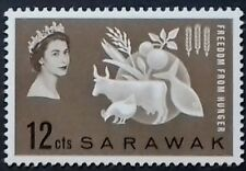 SARAWAK ( MALAYSIA ) 1963 FREEDOM FROM HUNGER SG 203 MNH OG