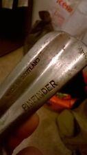 Vintage Pinfinder Forged Long Blade/Hosel Putter LEFT HANDED Steel Shaft gc