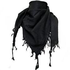 PLO-Tuch Skull Ghotic PALI-Palituch-Tuch Schwarz Palästinenser Arafat KUFIYA NEU