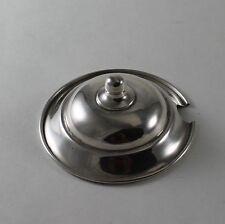 Vtg Wallace Sterling Silver Lid Only for Honey Jar Sugar Bowl