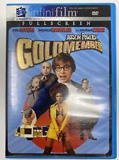 Austin Powers in Goldmember (DVD, 2002, Fullscreen )
