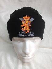 Royal Regiment Of Scotland - British Army Units - Woolly Turn Up Hat / Beanie