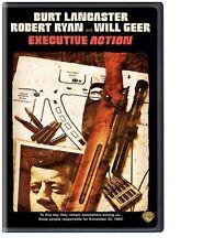 EXECUTIVE ACTION (1973 Burt Lancaster) DVD - UK Compatible -  sealed