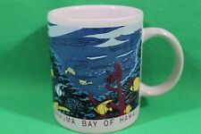 Hanauma Bay of Hawaii Underwater Tropical Fish Coffee Cup Mug