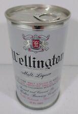 Wellington Pull Tab Top Beer Can Walter Pueblo Co Bottom Opened