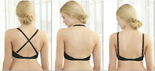 BOGO FREE! ~2 in Cart~ (3 Way!) CONVERTIBLE Bra Backless Criss-Cross NEW SEALED!