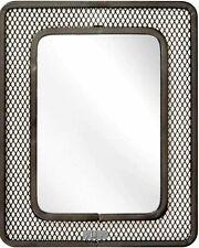 "Magnetic Mash Mirror 5 ¼"" x 7""- Ideal for School Locker, Bathroom, Household..."