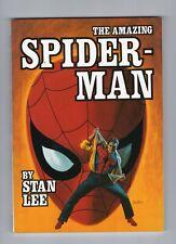 Amazing Spider-Man Fireside trade paperback Simon Shuster series Marvel 1979