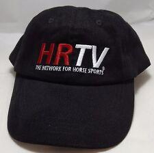 HRTV hat cap adjustable tvg2 horse racing nation sports network promotional